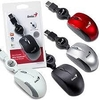 Mouse Genius Traveler Retractil USB (MOUSGENITRAV)