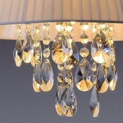 LUSTRE NEW DIAMOND 40CM BCO STAR(142000029) - loja online