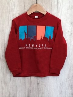 Remera New York (CO25) - tienda online