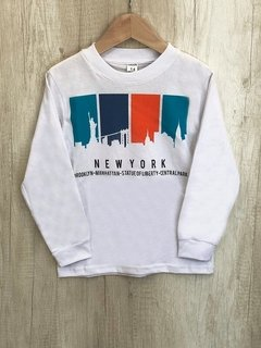 Remera New York (CO25)