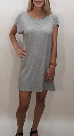 Vestido remeron MR (8127)