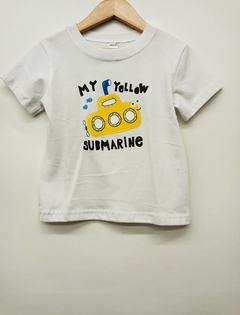 Remera mc My Yellow Submarine (CO34) - comprar online