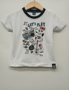 Remera Lets Play (BIG28)