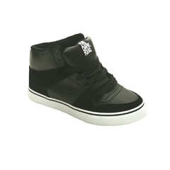 Zapatillas Bronx Lisa Negro TDK - The Dark King