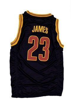 Musculosa De Básquet Nba Cavaliers - The Dark King