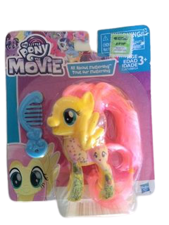 Figura My Little Pony The Movie FLUTTERSHY Hasbro  Art. C2872 - comprar online