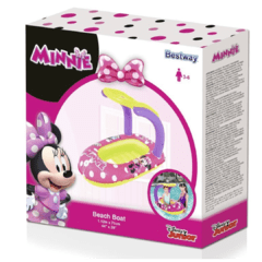 Bote inflable Minnie con techo