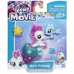 My Little pony de mar c/ ventosa Sea Poppy