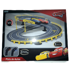 Pista de autos Cars Disney