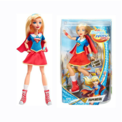 Muñeca DC Superhero girls Supergirl DLT61.
