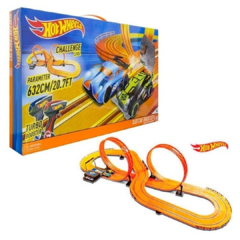 Pista Hot Wheels Challenge Level