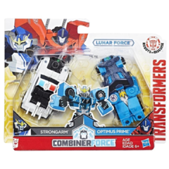 Transformers CombinerForce mini STRONGARM-OPTIMUS PRIME Lunar Force