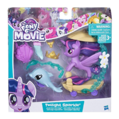 My little Pony Twilight Sparkle Carruaje Submarino