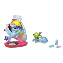 My little Pony Rainbow Dash deportes acuáticos en internet