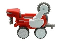Vehiculo transformable Super wings Jett Moon rover - comprar online