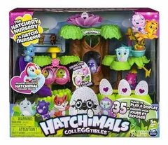 Hatchimals Guardería Playset + Figura Huevo