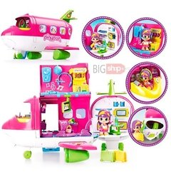 Pinypon  Set Avion c/ figuras y accesorios mix is max en internet
