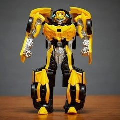 Transformers Bumblebee (knight armor) en internet
