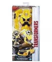 Transformers Bumblebee The Last Knight - comprar online