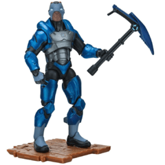 Muñeco Fortnite CARBIDE solo mode - comprar online