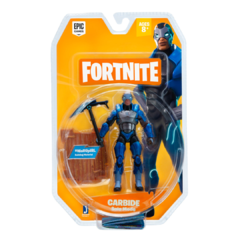 Muñeco Fortnite CARBIDE solo mode