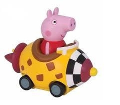 Vehiculo Peppa Pig Individual Tapimovil EPP06324 - comprar online