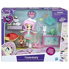 Escenario My Little Pony Fluttershy/ spa de mascotas