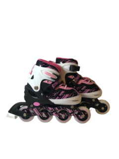 Rollers Street Runner Extensibles 35-38 Color Rosa. Art 6906