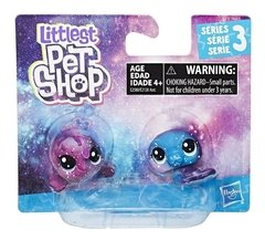 Littlest pet shop serie 3 - 2 figuras - Original Hasbro en internet