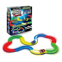 Magic track 220 piezas