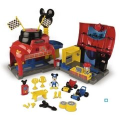 Mickey's Garage en internet