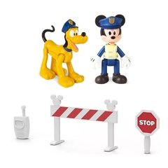 Figuras Disney Junior Mickey & Pluto Police en internet