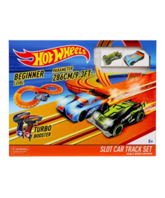 Pista Hot Wheels Beginner Level