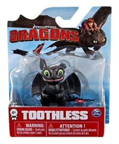 Muñeco Dragons Toothless Chimuelo