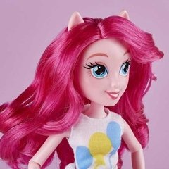 Muñeca Pinkie Pie Equestria Girls My Little Pony - comprar online