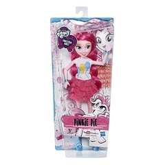 Muñeca Pinkie Pie Equestria Girls My Little Pony