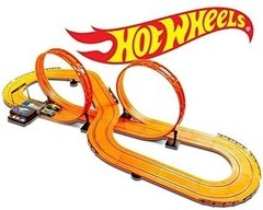 Pista Hot Wheels Challenge Level en internet