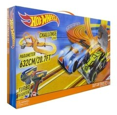 Pista Hot Wheels Challenge Level - comprar online