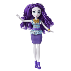 Muñeca Rarity Equestria Girls My Little Pony - comprar online