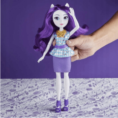 Muñeca Rarity Equestria Girls My Little Pony en internet