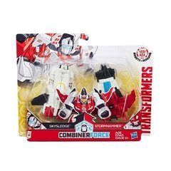 Transformers Combineforce mini SKYSLEDGE-STORHAMMER C0631