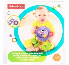 Sonajero Pelota Inflable Fisher Price. Art T5125 - Cachavacha
