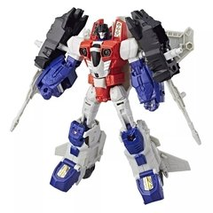 Transformers Power of the Primes Starscream - comprar online