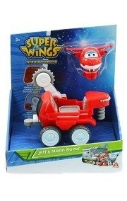 Vehiculo transformable Super wings Jett Moon rover