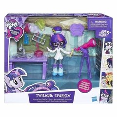 Escenario My Little Pony Twilight Sparkle/Laboratorio Genial