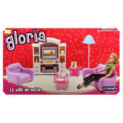 Muebles Gloria La sala de estar