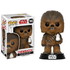 Funko Pop Chewbacca Star Wars