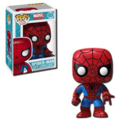Funko Pop Spider man Marvel