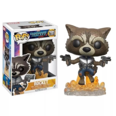 Funko Pop Rocket Guardians of the Galaxy
