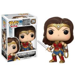 Funko Pop Wonder Woman Justice League